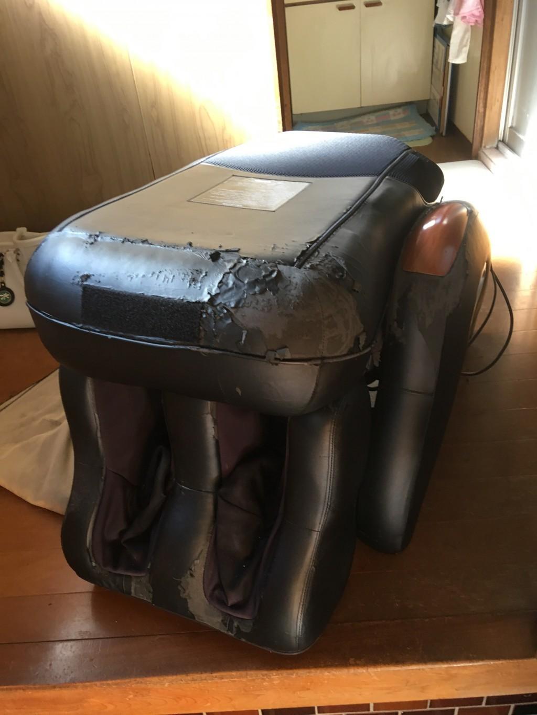 【岡崎市細川町】マッサージチェアの回収☆迅速で丁寧な対応に満足していただきました!