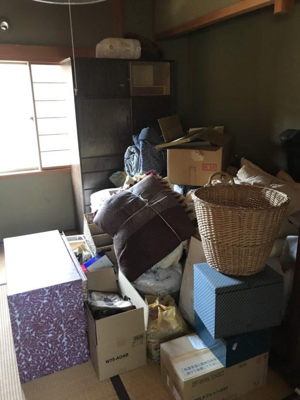 【金沢市山川町】不用品の回収とお部屋の片づけのご依頼☆きれいに片付いたお部屋や、スタッフの対応に大変喜んでいただくことができました!