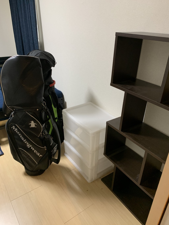【大津市】軽トラック1台分の家具等の回収☆迅速な作業でお部屋をスッキリ!スタッフの対応にもご満足いただきました!