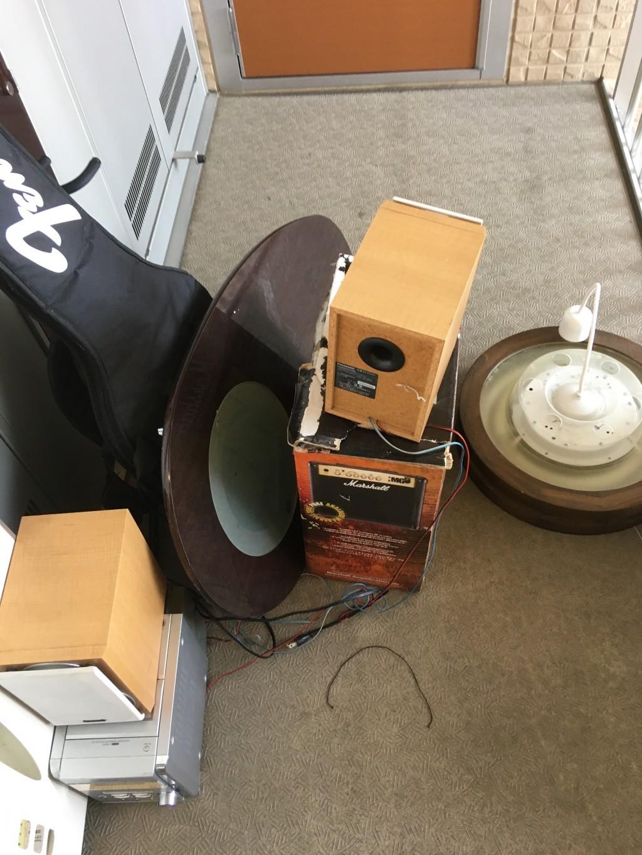 【掛川市】家具や布団、ギターなどの回収☆リピート割引でお得に処分できお喜びいただけました!