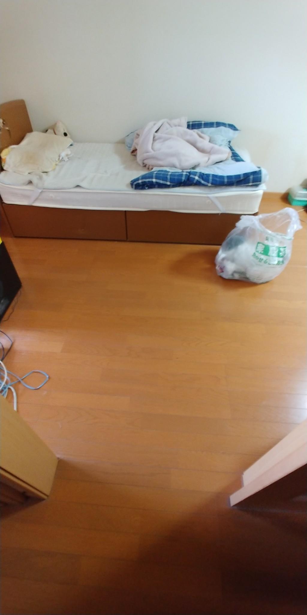 【高岡市】引っ越しに伴う不用品回収☆料金やご希望の日程での対応にご満足いただけたようです!