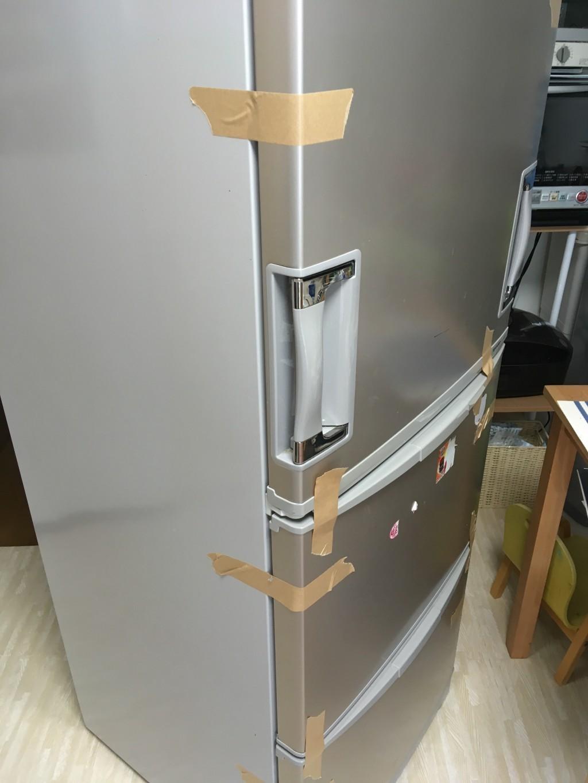 【浜松市東区】買い替えに伴う冷蔵庫などの回収☆希望日時の作業にご満足いただけました!