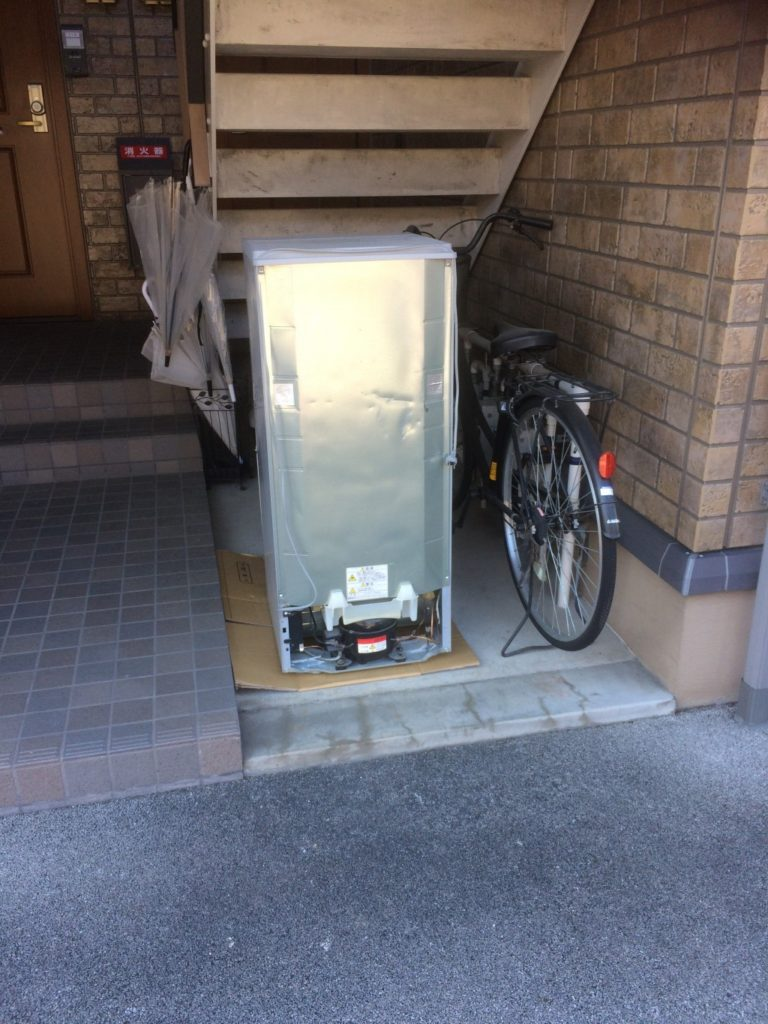 【瑞穂市】冷蔵庫やプリンターなどの回収☆期日内にしっかり処分できお喜びいただけました!
