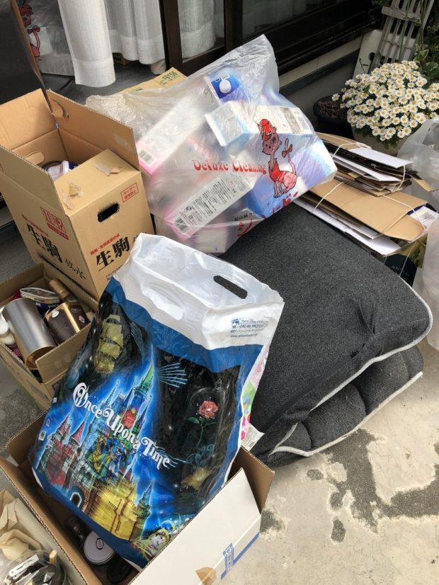 【佐賀市巨勢町】2か所を周る不用品回収のご依頼☆一度にまとめて処分でき喜んでいただくことができました!
