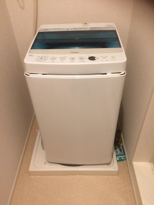 【羽島市竹鼻町】洗濯機の回収に伺いました☆最短日時での処分にご満足いただけました!