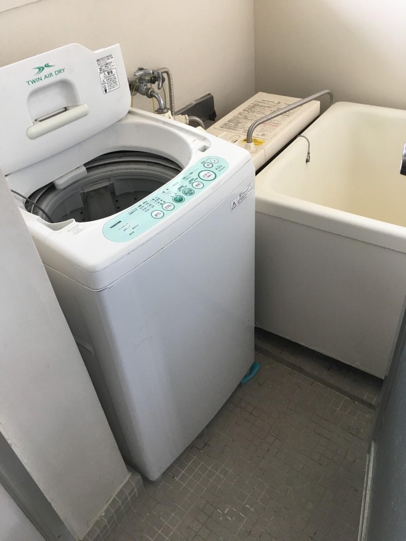 【新居浜市庄内町】洗濯機回収のご依頼☆引っ越し前にスムーズに処分できご満足いただけました!