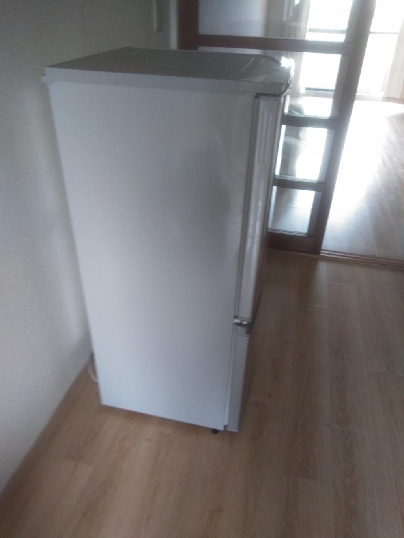 【高知市玉水町】冷蔵庫の処分ご依頼☆回収希望日にお伺いでき、ご満足いただけました!