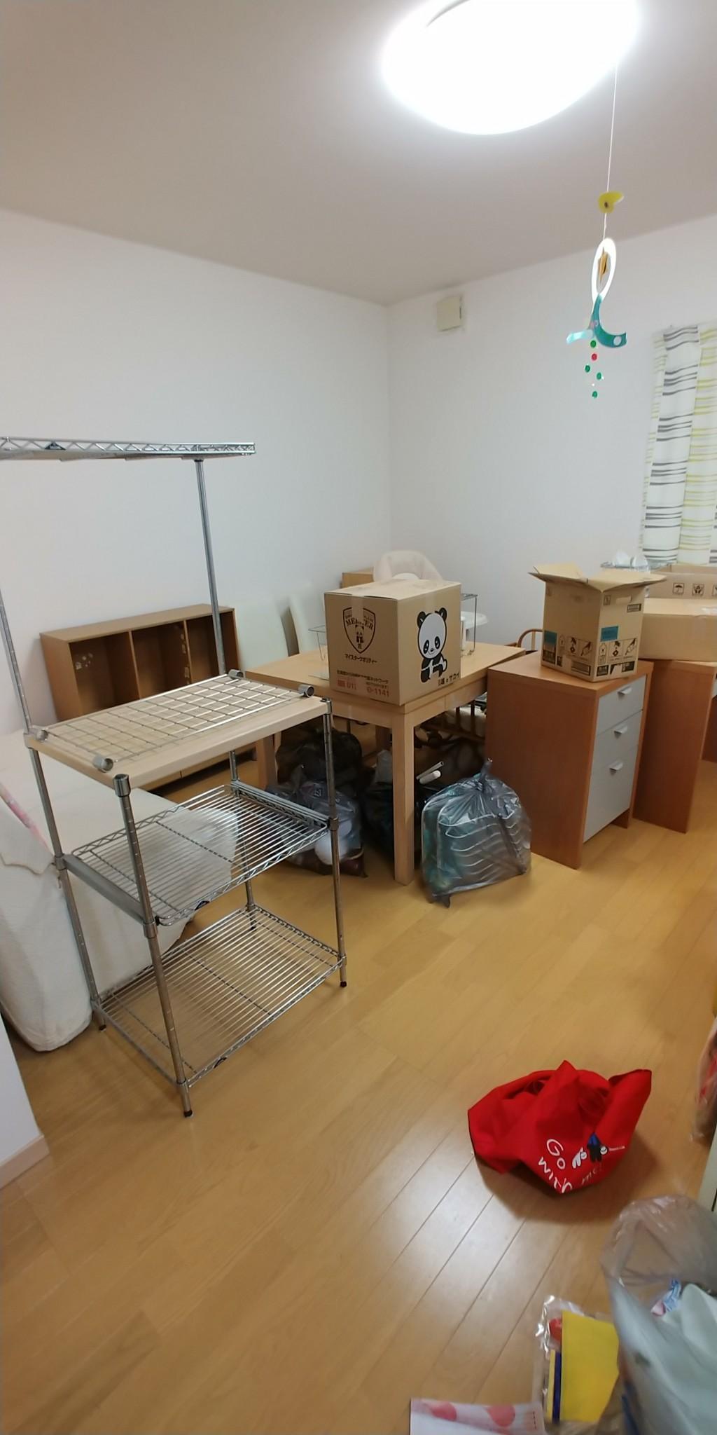【富山市婦中町】お引っ越しに伴う不用品の回収 お客様の声