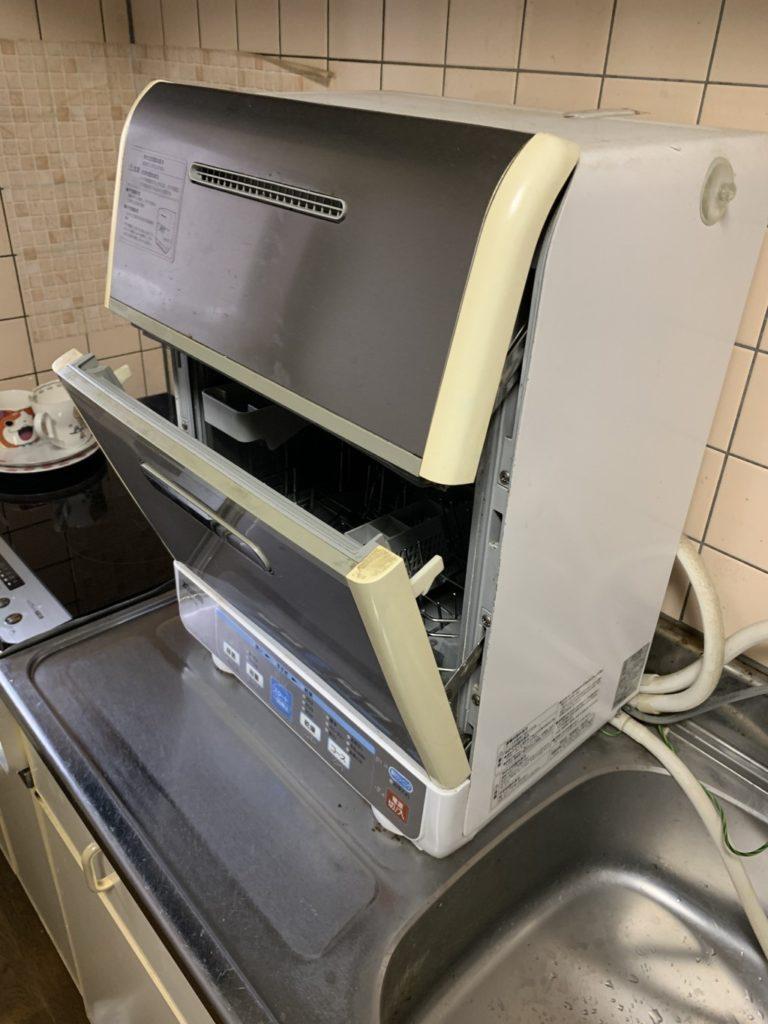 【高崎市八千代町】食器洗い機の取り外しと回収ご依頼 お客様の声