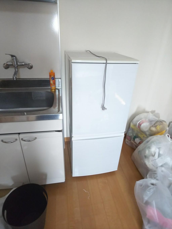 【福山市旭町】冷蔵庫やベッドの不用品回収・処分ご依頼お客様の声