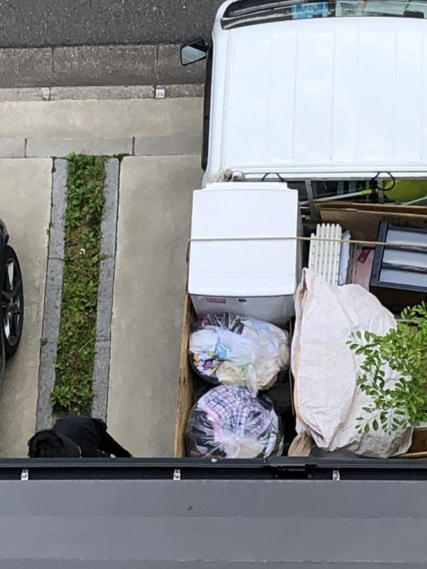 【京都市下京区】冷蔵庫、衣装ケースなどの不用品回収 お客様の声