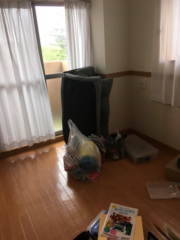 【浜松市西区】引越しに伴う不用品回収・処分ご依頼 お客様の声