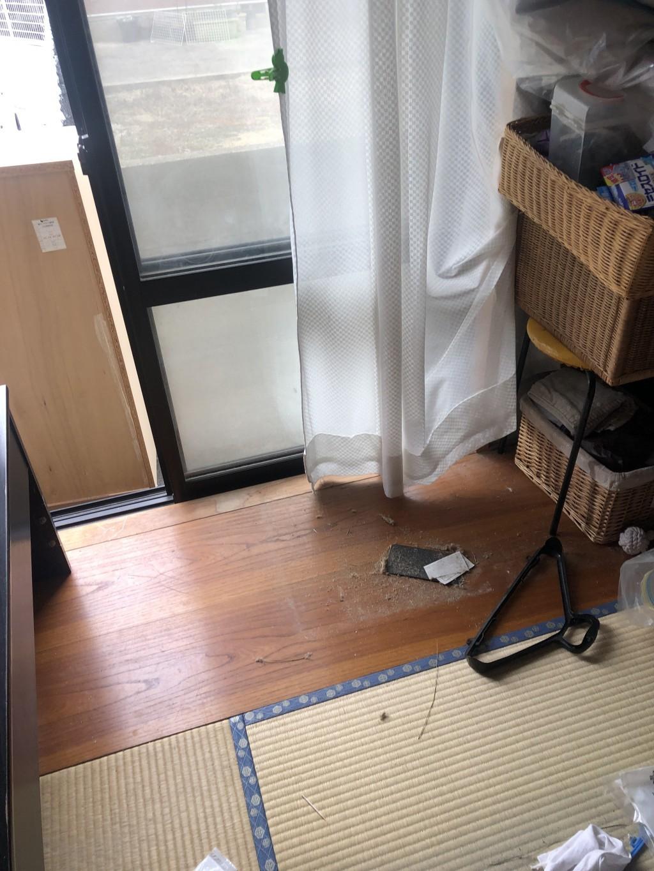 【遠賀町】ベッドと洋タンスの不用品回収・処分ご依頼 お客様の声