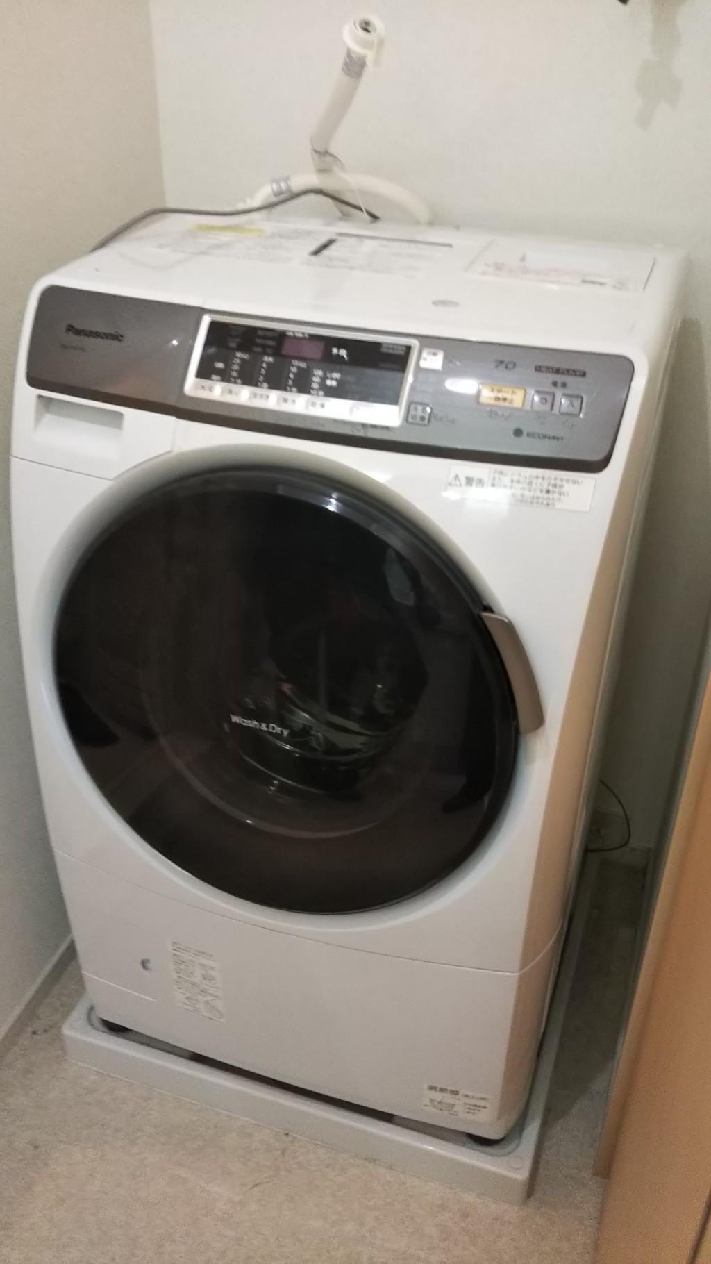 【出雲市斐川町】ドラム式洗濯機など不用品回収ご依頼 お客様の声
