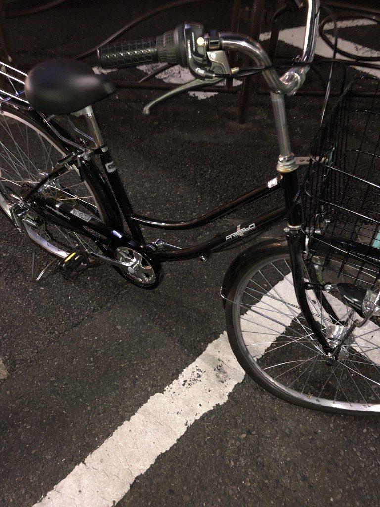 【川崎市高津区】自転車1台出張回収処分 お客様の声