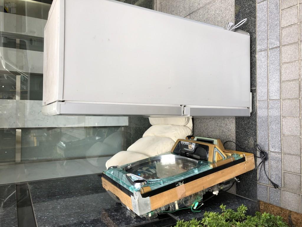 【足立区】冷蔵庫、座椅子、パチンコ台の不用品回収処分 お客様の声