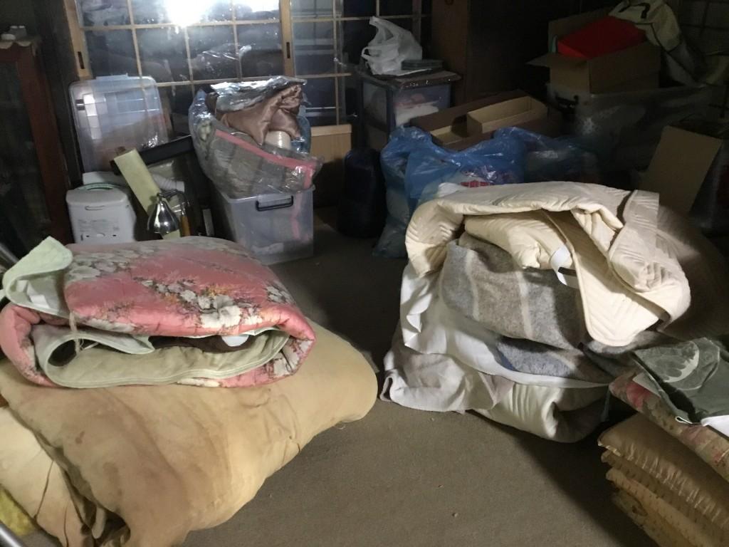 【神戸市北区】軽トラック1台分の不用品回収のご依頼 お客様の声
