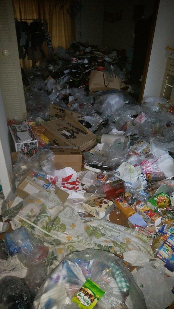 【宇多津町】ゴミ屋敷整理 出張不用品回収・処分ご依頼 お客様の声