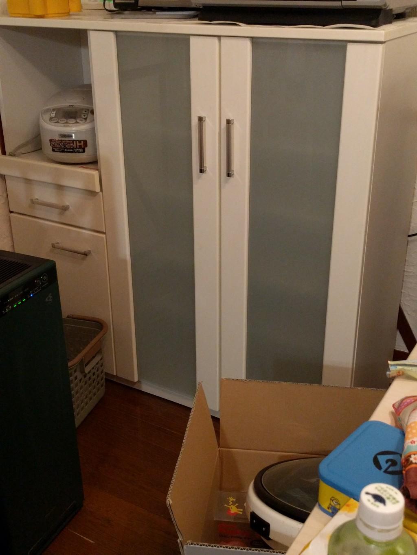 【水戸市】棚や布団、ラックなどの不用品回収処分 お客様の声