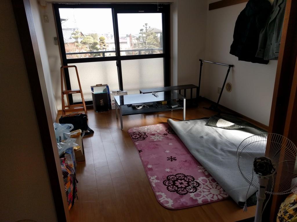 【水戸市】引越しで出た大型家具などの回収・処分 お客様の声
