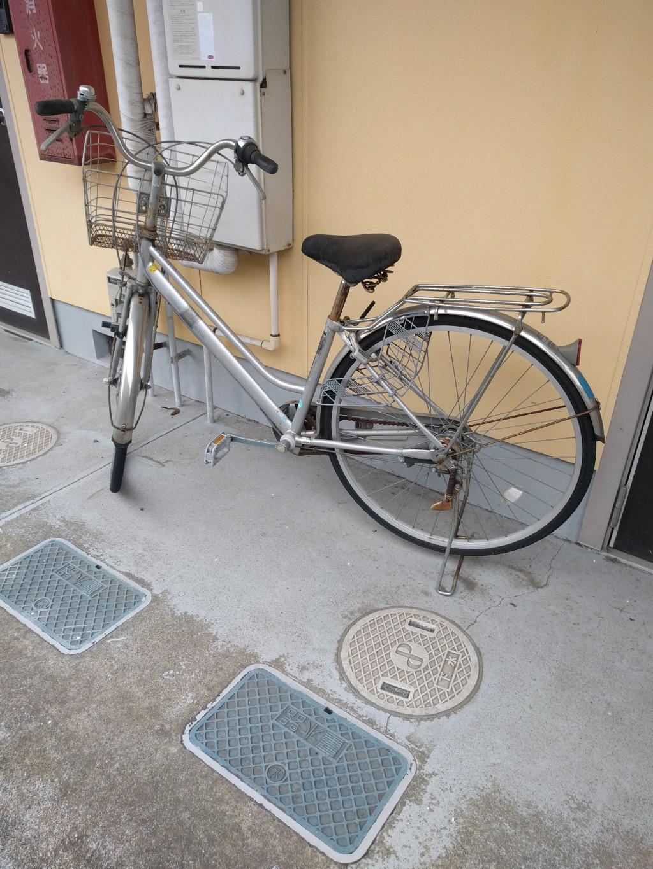 【水戸市】自転車の不用品回収処分 お客様の声