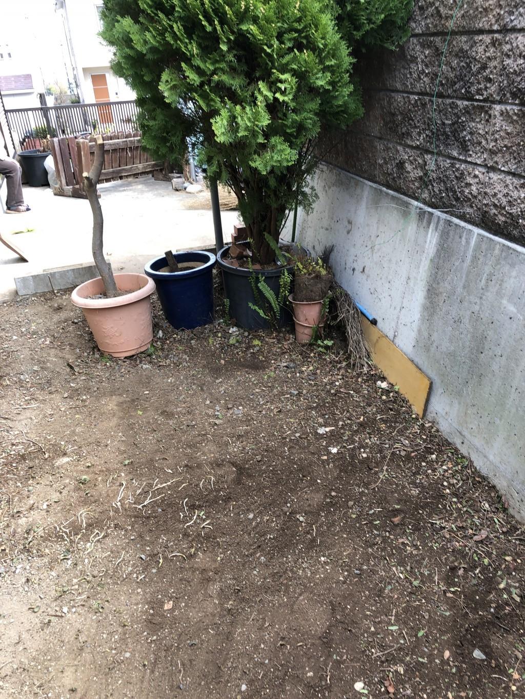 【静岡市清水区】庭石の出張回収・処分ご依頼 お客様の声