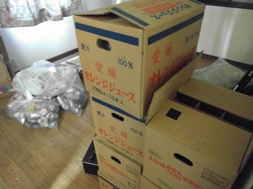 【東海村】2トントラックの不用品回収・処分依頼 お客様の声