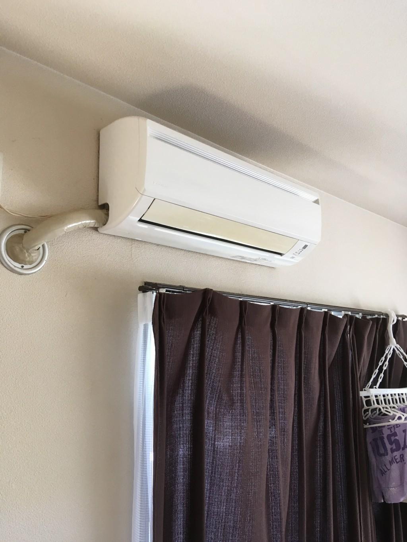 【浜松市南区】エアコン取り外しと出張回収・処分ご依頼 お客様の声