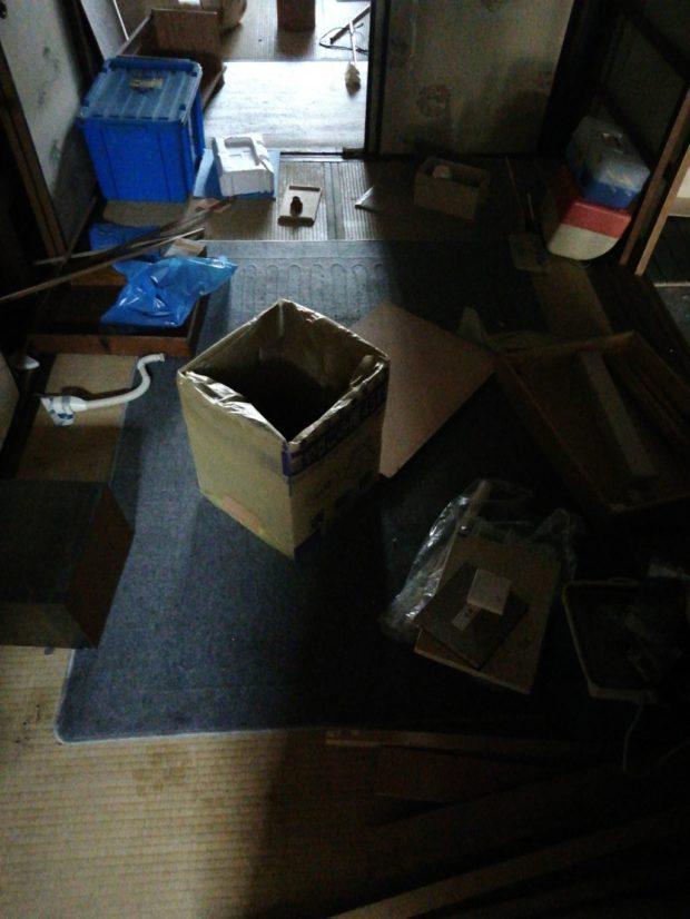 【大津市】家財道具の回収など遺品整理のご依頼 お客様の声