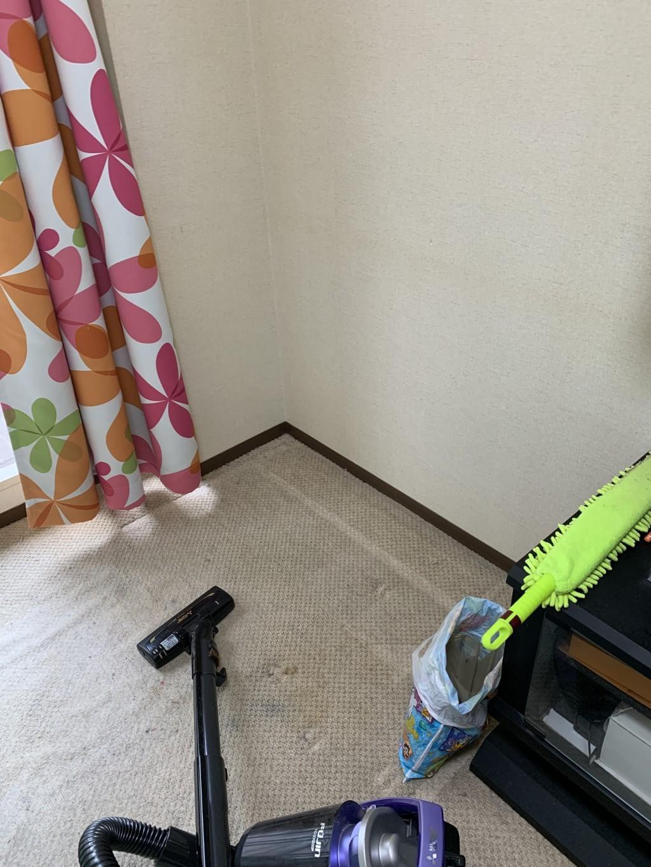 【添田町】お風呂場のハウスクリーニングとタンスなどの不用品回収 お客様の声