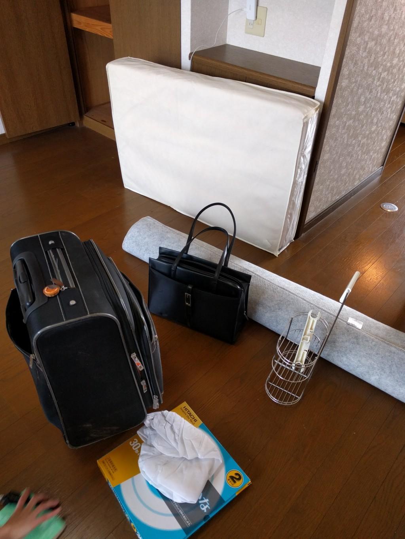 【福岡市中央区】冷蔵庫やスーツケースの回収処分ご依頼 お客様の声