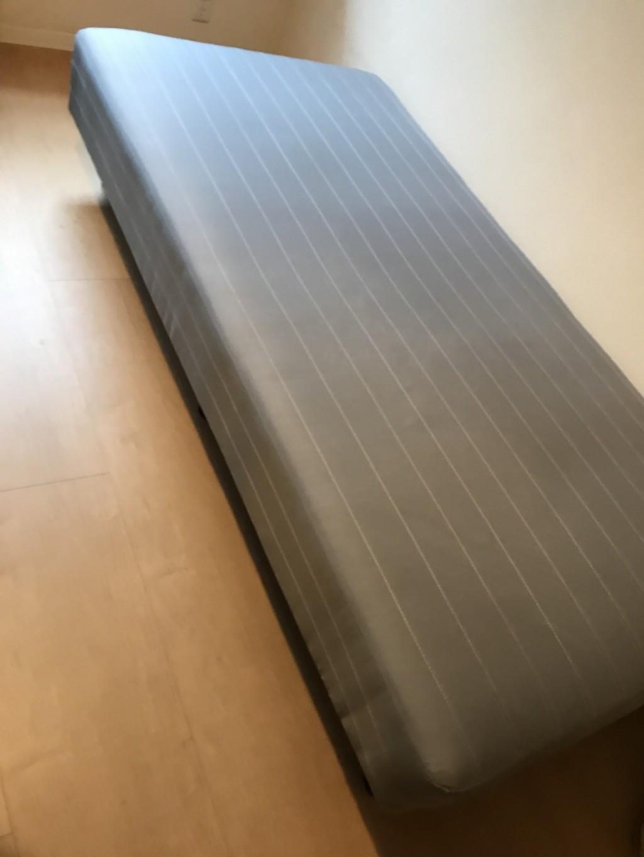 【和歌山市】シングルベッドの出張回収処分・ご依頼 お客様の声