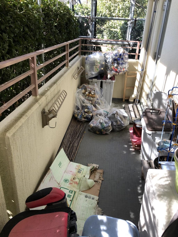 【大津市】軽トラック一台分の不用品回収・処分ご依頼 お客様の声