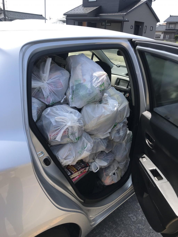 【西川町】軽トラック1台程度の出張不用品回収・処分ご依頼 お客様の声
