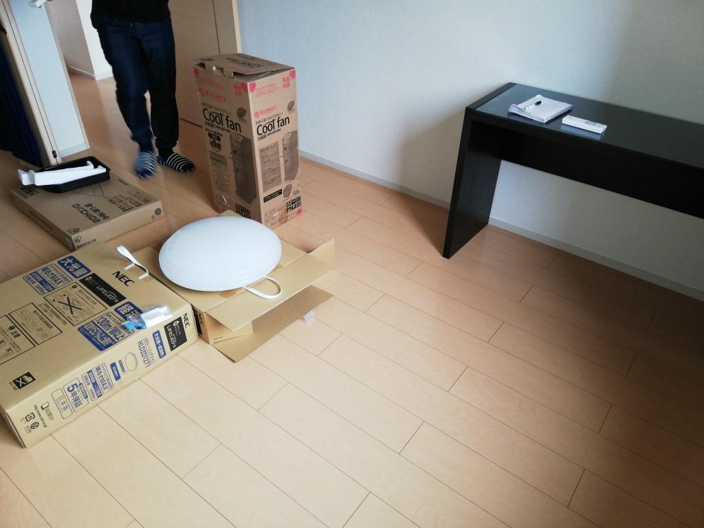 【高萩市東本町】机、椅子などの回収 お客様の声