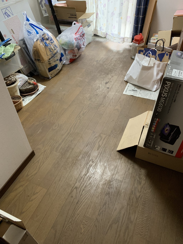 【福岡市早良区】不用品回収・ハウスクリーニングご依頼 お客様の声