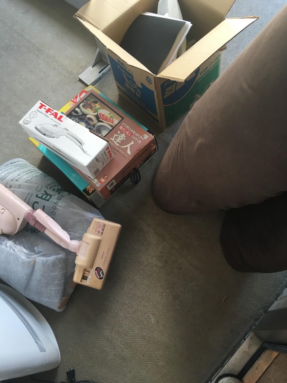 【浜松市中区】ガスコンロ、加湿器などの出張不用品回収・処分ご依頼
