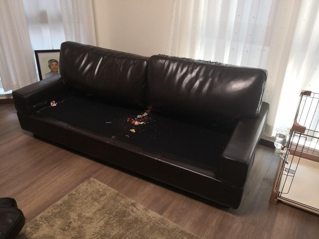 【大阪市天王寺区】ソファーとベッドの回収・処分ご依頼 お客様の声