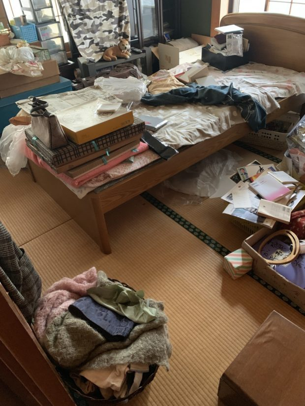 【児湯郡高鍋町】ベッド、布団など家財道具の回収 お客様の声