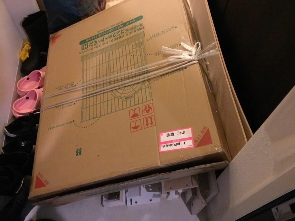 【神戸市中央区】ベッドフレームとペットゲージのご依頼 お客様の声
