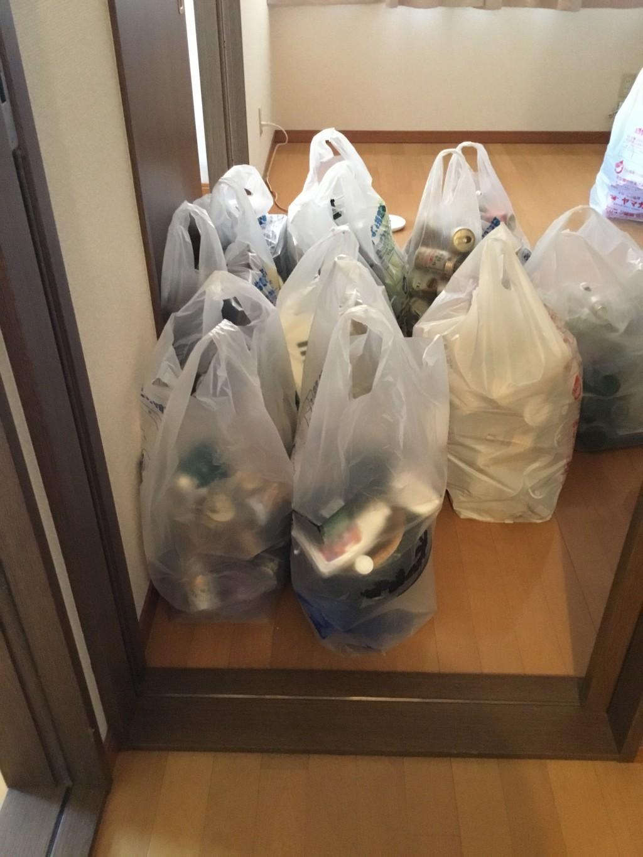 【登米市中田町】引越しに伴う不用品回収・処分ご依頼 お客様の声
