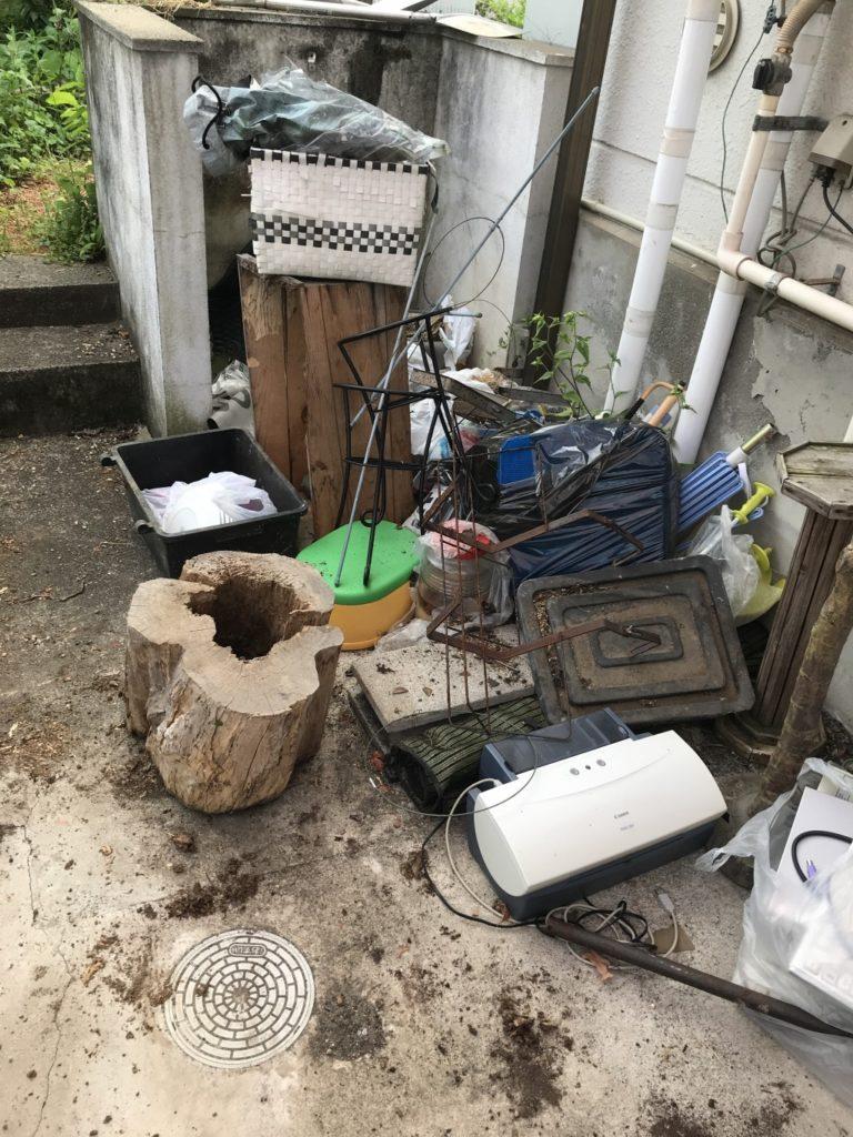 【金沢市四十万町】雑多な不用品の出張不用品回収・処分ご依頼 お客様の声