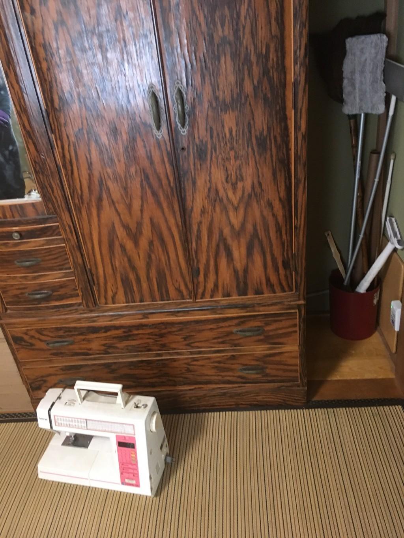 【焼津市】整理タンスの出張不用品回収・処分ご依頼