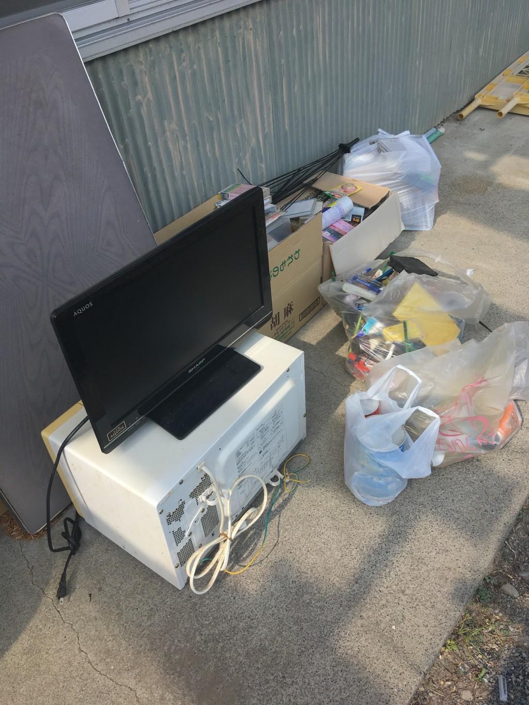 【島田市】テレビ、プリンターなどの出張不用品回収・処分ご依頼