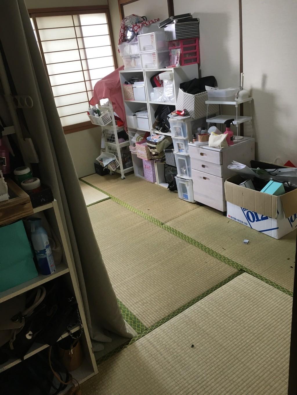 【京都市南区】お部屋の片づけのご依頼