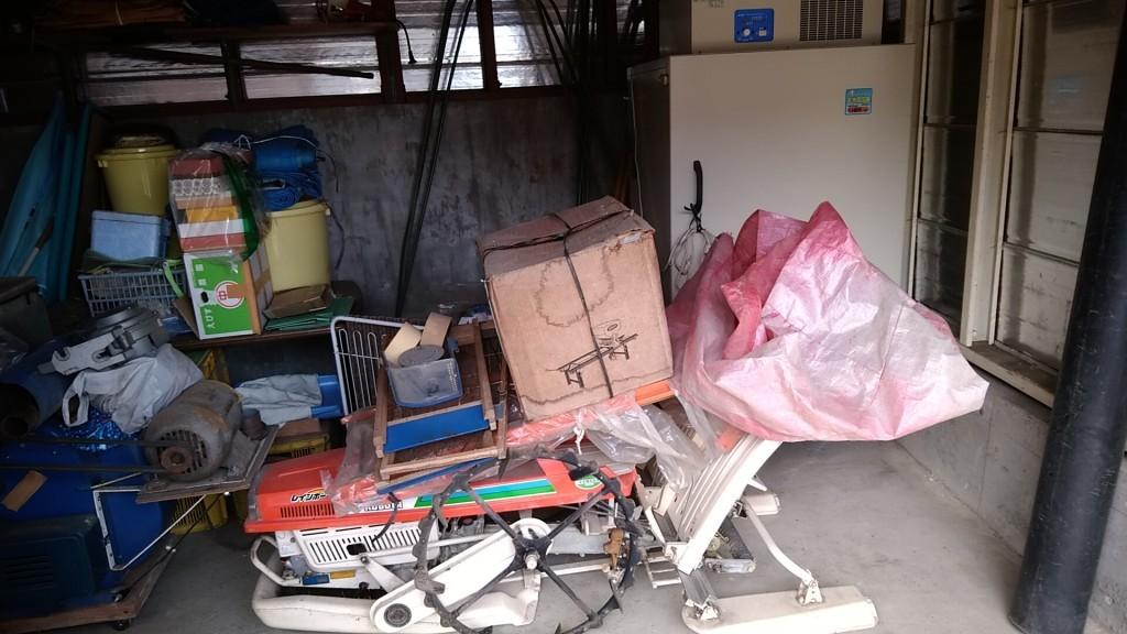 【東みよし町】田植え機、籾摺り機などの出張不用品回収・処分ご依頼