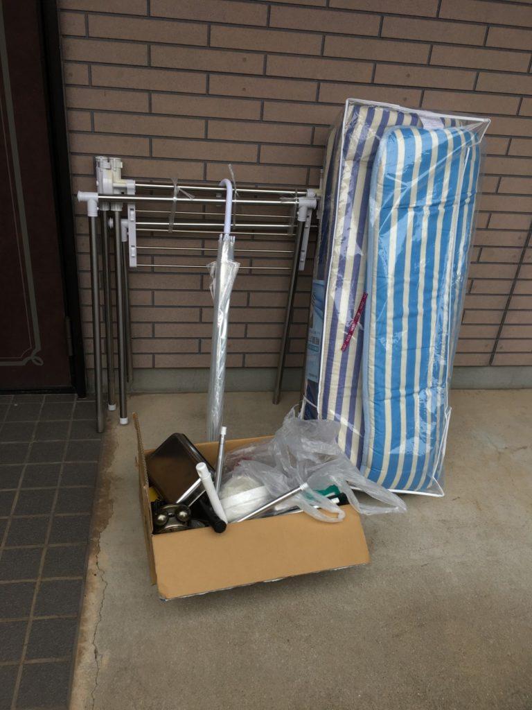 【山口県下関市】軽トラ1台程度の出張回収・処分ご依頼 お客様の声