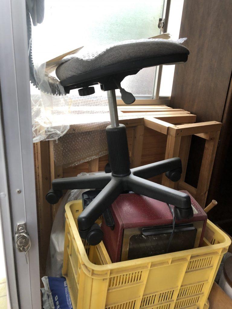 【松山市三番町】2tトラック1台分の出張不用品回収・処分ご依頼