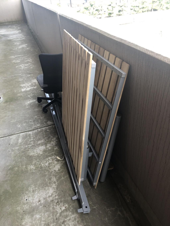 【裾野市】イス、ベッドフレームの出張不用品回収・処分ご依頼