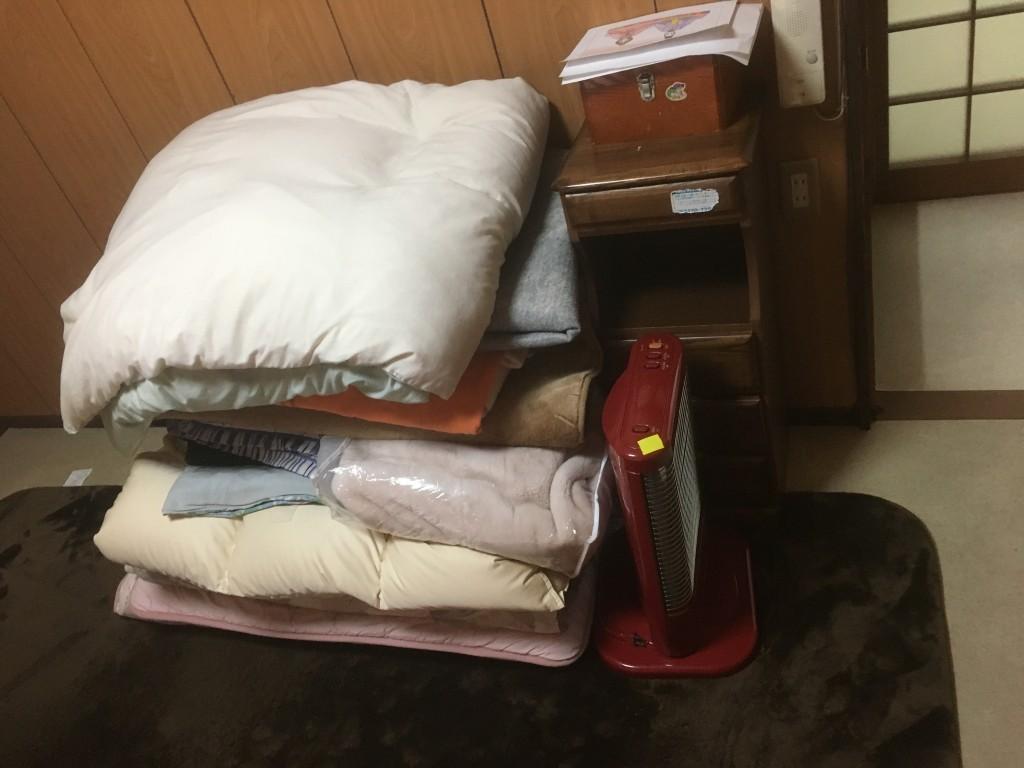 【亀岡市下矢田町】引越しに伴う不用品回収・処分ご依頼 お客様の声